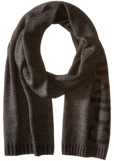 Calvin Klein Men's Plaited Logo Scarf