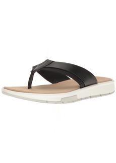 Calvin Klein Men's Putnum Nappa Flat Sandal   M US