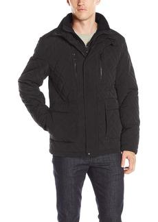 Calvin Klein Men's Quilted Barn Jacket