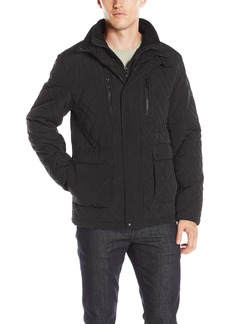 Calvin Klein Men's Quilted Barn Jacket