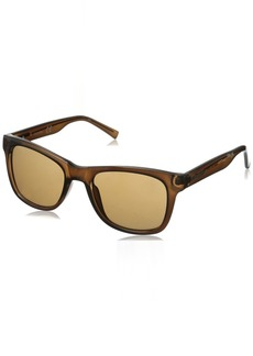 Calvin Klein Men's R739S Square Sunglasses