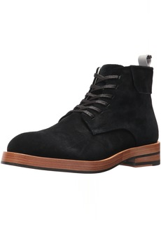 Calvin Klein Men's Radburn Oily Suede Boot   M US
