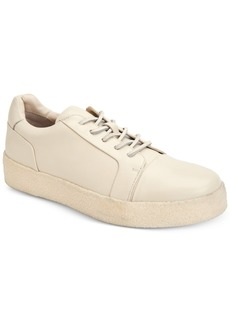 Calvin Klein Men's Reef Nappa Calf Leather Sneakers Men's Shoes