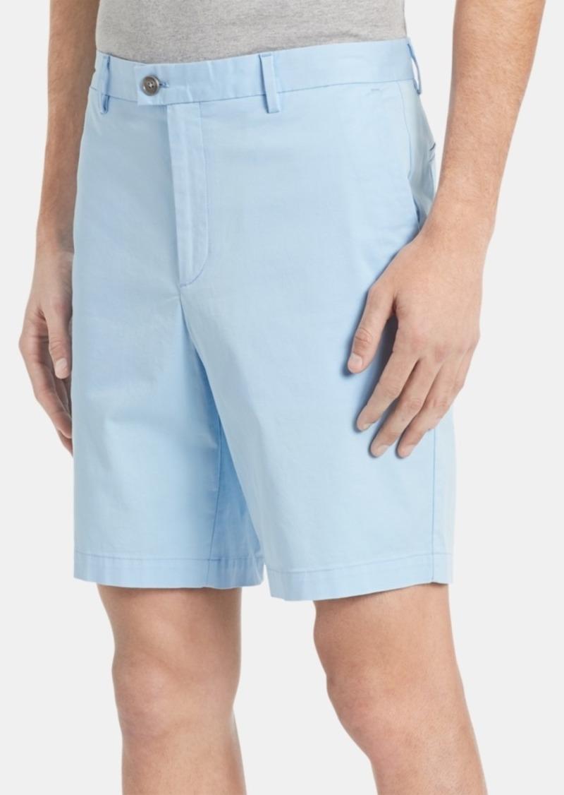 """Calvin Klein Men's Refined Edit Stretch 9"""" Shorts"""