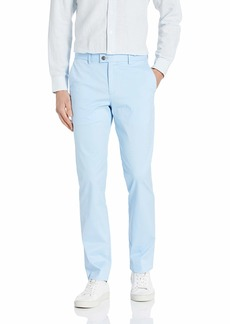 Calvin Klein Men's Refined Stretch Chino Slim Fit Pant  34x34