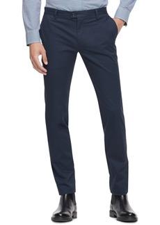 Calvin Klein Men's Refined Stretch Slim Fit Chinos