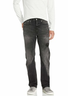 Calvin Klein Men's Relaxed Straight Fit Jeans