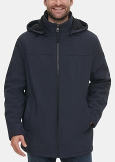 Calvin Klein Men's Infinite Stretch Jacket with Polar Fleece lined Bib