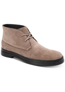 Calvin Klein Men's Rueben Chukka Boots Men's Shoes