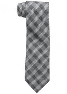 Calvin Klein Men's Schoolboy Glenn Plaid Tie