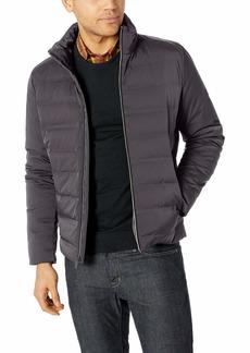 Calvin Klein Men's Seamless Down Slim Fit Jacket  Extra Large