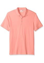 Calvin Klein Men's Short Sleeve Cotton Polo  XL