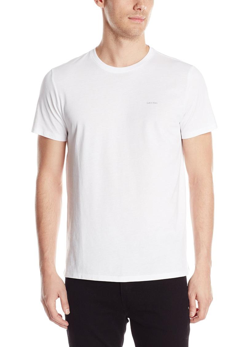 Calvin Klein Calvin Klein Men s Short Sleeve Pima Cotton T-Shirt ... b965cf2e331