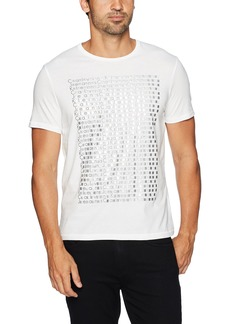Calvin Klein Men's Short Sleeve Repeat Logo T-Shirt