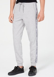 Calvin Klein Men's Side-Striped Joggers