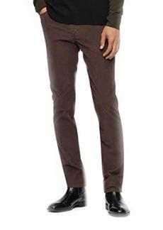 Calvin Klein Men's Slim-Fit 5-Pocket Comfort Stretch Corduroy Pants  31x32