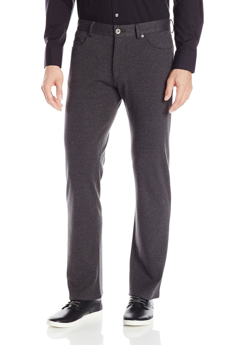 Calvin Klein Men's Slim Fit 5-Pocket Knit Pant  33W 32L