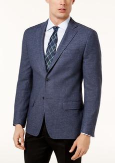 Calvin Klein Men's Slim-Fit Blue Sport Coat
