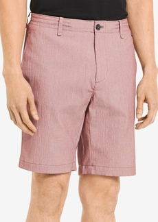 "Calvin Klein Men's Slim-Fit Flat-Front 9"" Shorts"