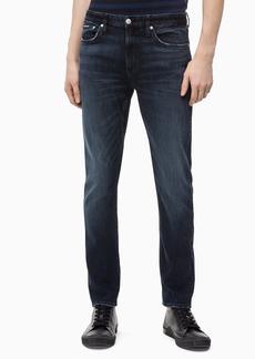 Calvin Klein Men's Slim Fit Jeans boston blue/black W x 32L