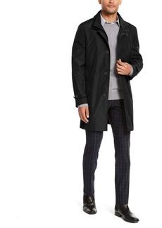 Calvin Klein Men's Slim-Fit Modern Raincoat
