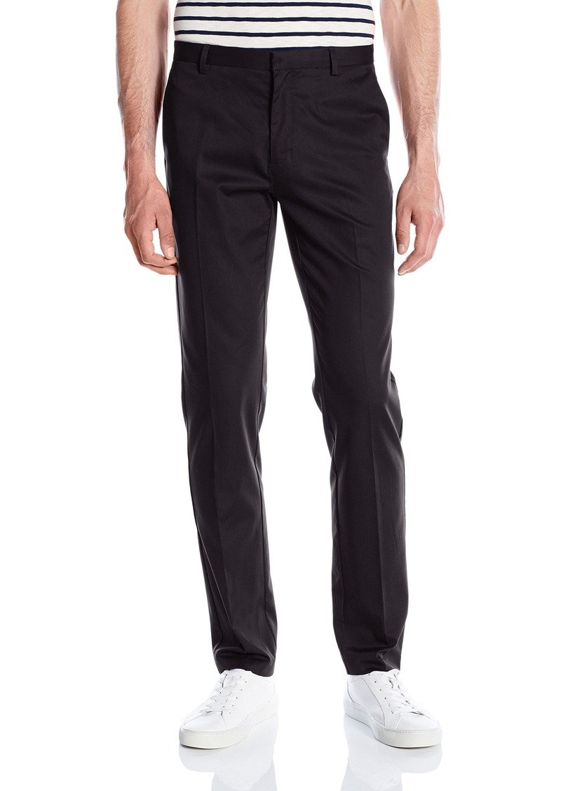 Calvin Klein Men's Slim Fit Refined Twill Pant -  -