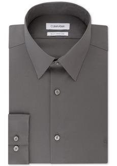 Calvin Klein Men's Slim-Fit Stretch Flex Collar Dress Shirt, Online Exclusive Created for Macy's