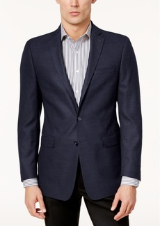 Calvin Klein Men's Slim-Fit Textured Sport Coat