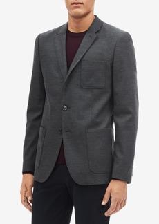 Calvin Klein Men's Slim-Fit Twill Sport Coat