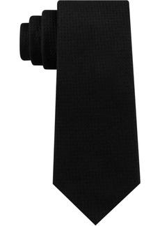 Calvin Klein Men's Slim Houndstooth Tie