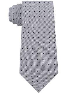 92d00a80c582 Calvin Klein Calvin Klein Men's Luxe Watercolor Slim Tie black | Ties