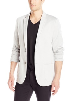 Calvin Klein Men's Slub Knit Sportcoat  Medium R