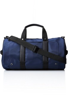 Calvin Klein Men's Smooth Nylon Roll Duffle