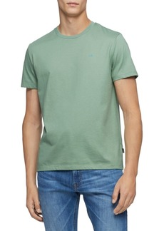 Calvin Klein Men's Solid Jersey Liquid Touch T-Shirt