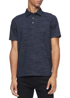 Calvin Klein Men's Space Dyed Polo Shirt