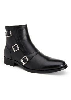 "Calvin Klein Men's ""Stark"" Buckled Boots"