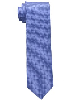Calvin Klein Men's Steel Micro Solid B Tie  One Size