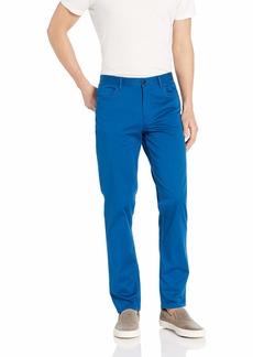Calvin Klein Men's Stretch Sateen Casual Pants