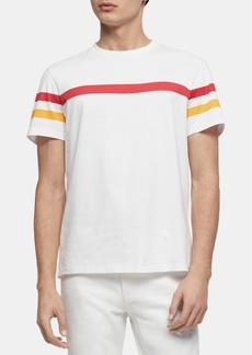 Calvin Klein Men's Stripe T-Shirt