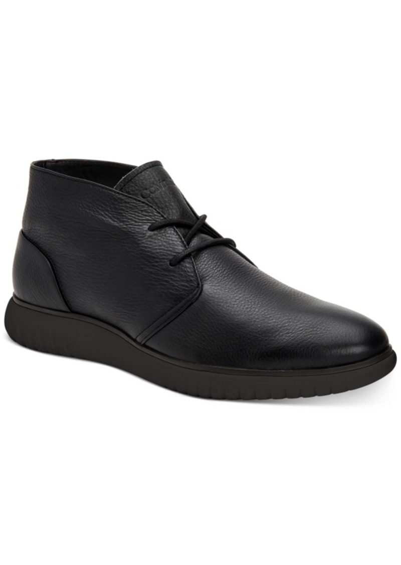 Calvin Klein Men's Terrell Chukka Boots Men's Shoes