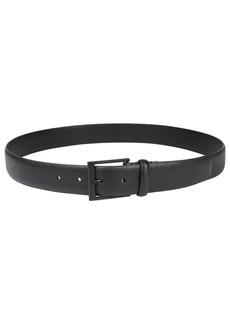 Calvin Klein Men's Textured Leather Belt