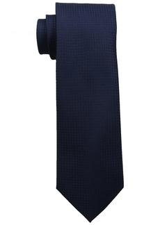 Calvin Klein Men's Ties Navy VIII