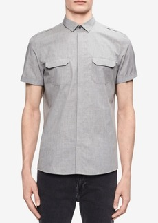Calvin Klein Men's Two-Pocket Shirt