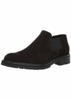 Calvin Klein Men's Udell Calf Suede Chelsea Boot  M M US