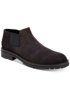 Calvin Klein Men's Udell Suede Boots Men's Shoes