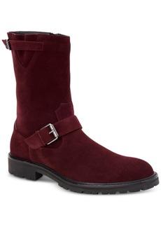 Calvin Klein Men's Ugilio Faux Suede Boots Men's Shoes