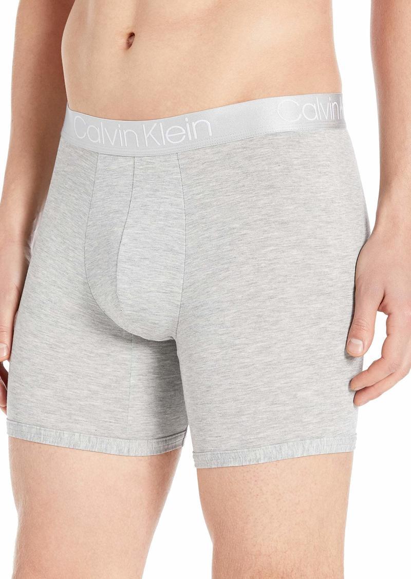 Calvin Klein Men's Ultra Soft Modal Boxer Briefs  L