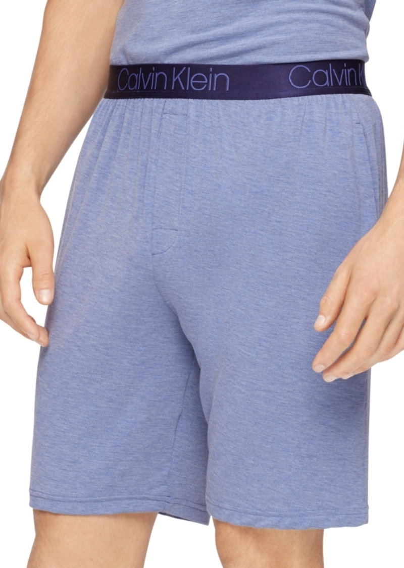 Calvin Klein Men's Ultra-soft Modal Pajama Shorts