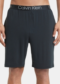 Calvin Klein Men's Ultra-soft Modal Pajama Shorts