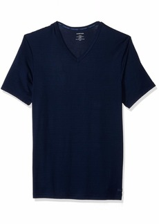 Calvin Klein Men's Ultra Soft Modal V Neck T-Shirts  L